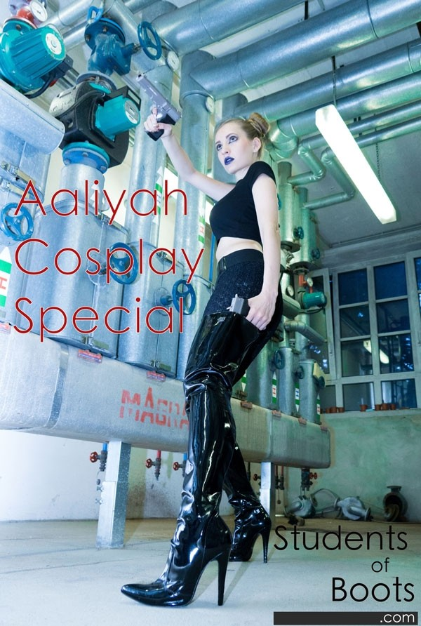 Aaliyah Cosplay Special