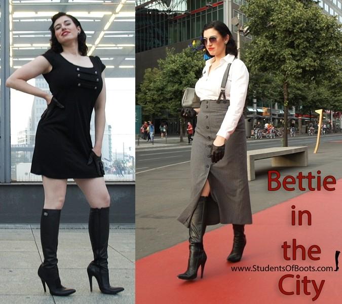 Bettie in the City