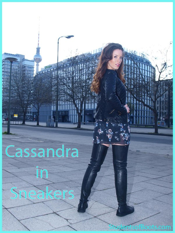 Cassandra in Sneakers