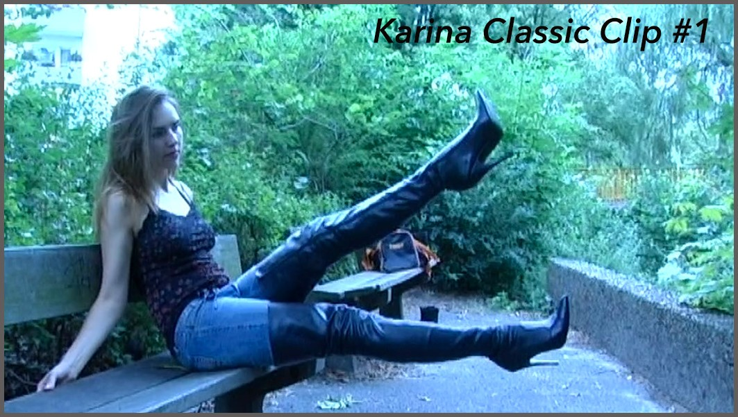 Karina Classic Clip #1
