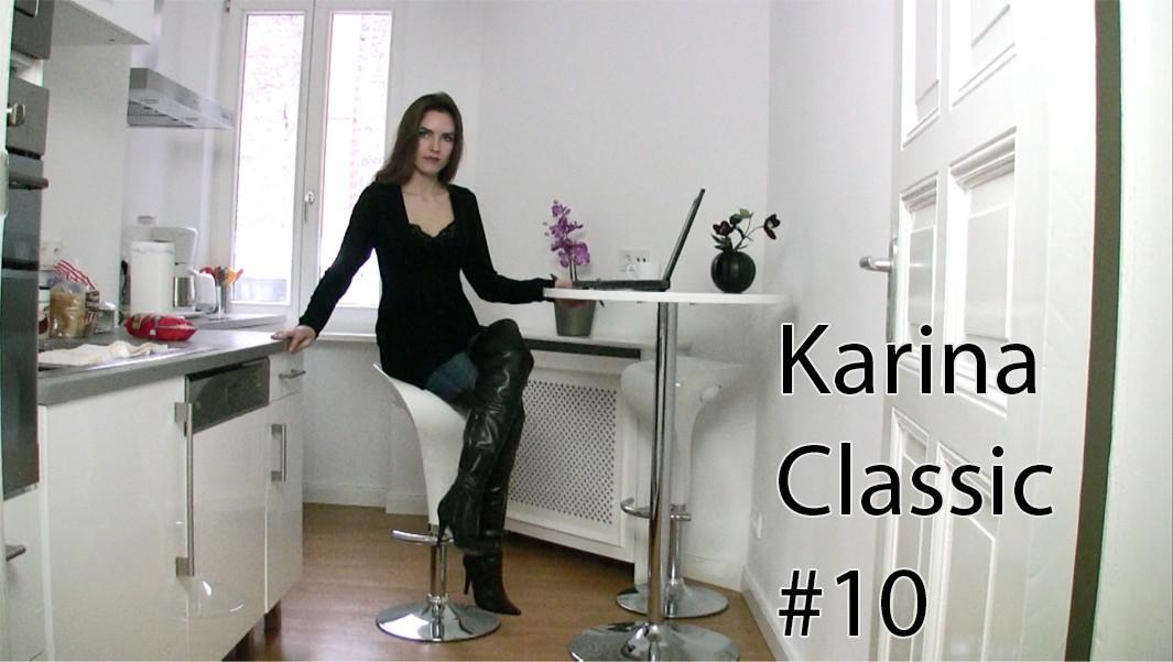 Karina Classic Clip #10