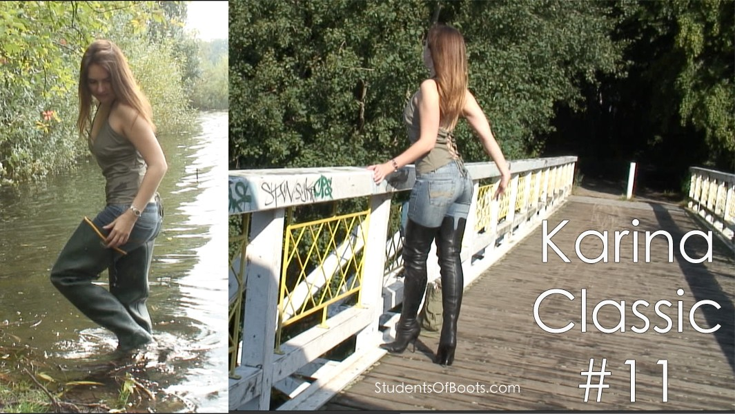 Karina Classic Clip #11