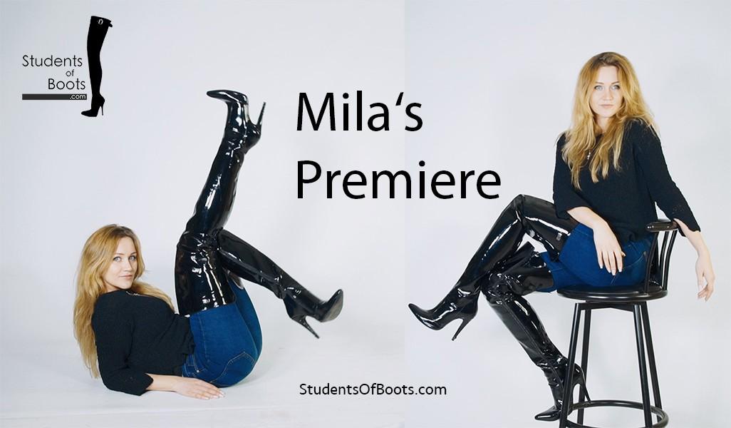 Mila's Premiere