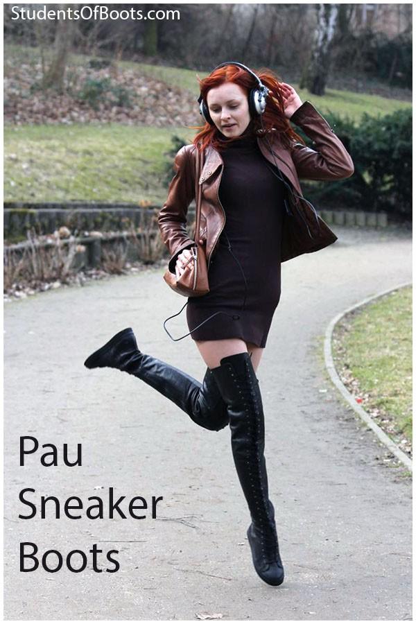 Pau Sneaker Boots