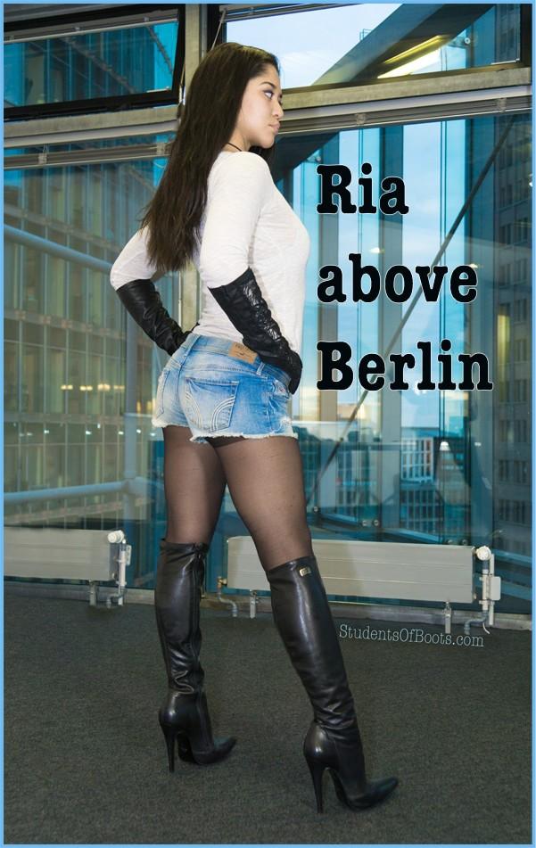 Ria above Berlin