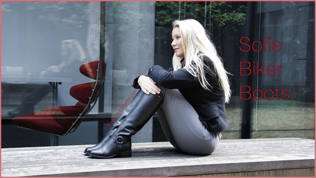 Sofie Biker Boots