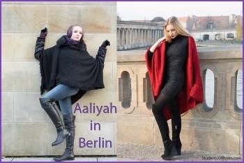 Aaliyah in Berlin
