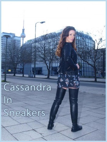 Cassandra in sneakers