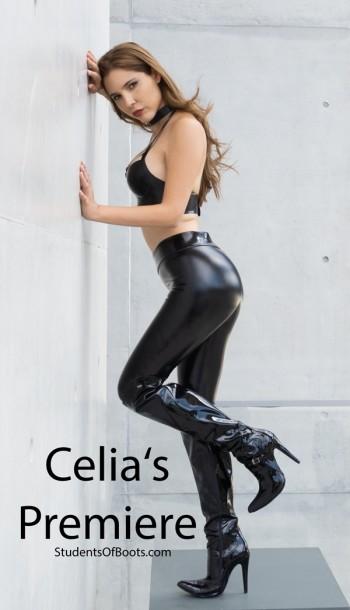 Celia's Premiere
