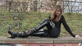 Karina Classic Clip #8