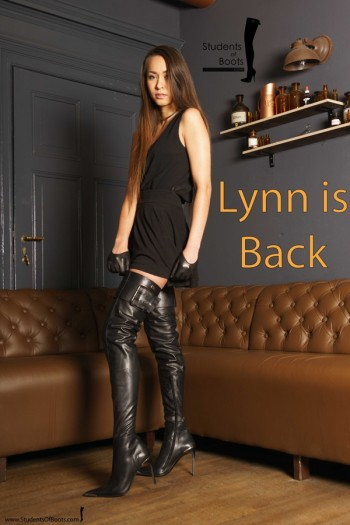 Lynn is Back