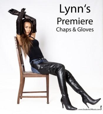 Lynn's Premire Chaps and Gloves