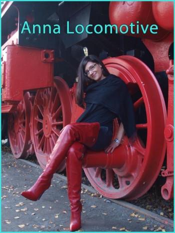 Anna locomotive