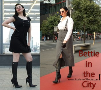 Bettie in the City
