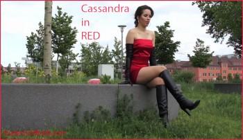 Cassandra in Red