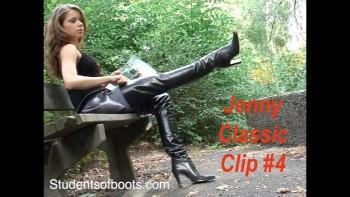 Jenny Classic Clip #4
