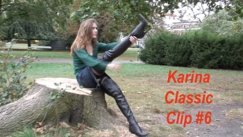 Karina Classic Clip #6