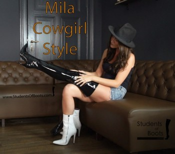 Mila Cowgirl Style
