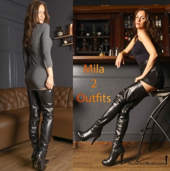 Mila 2 Outfits