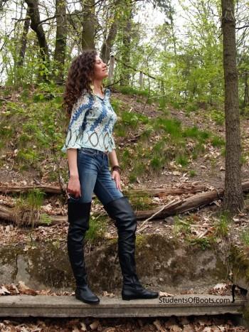 Natalia Classic hiking Boots