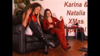 Karina & Natalia Xmas Special