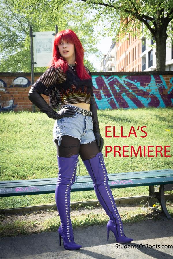 Ellas Premiere