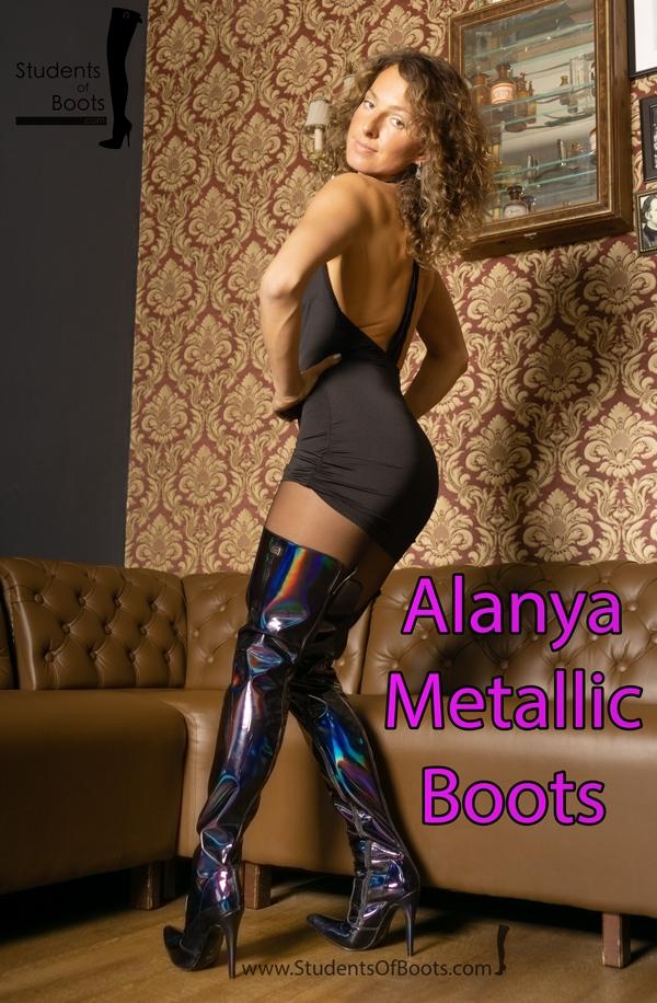 Alanya Metallic
